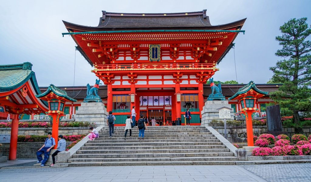 Traveling to Japan